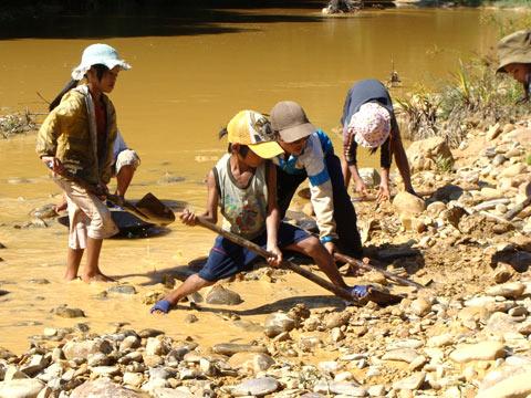 Dự án 9 triệu USD để giảm thiểu lao động trẻ em tại Việt Nam