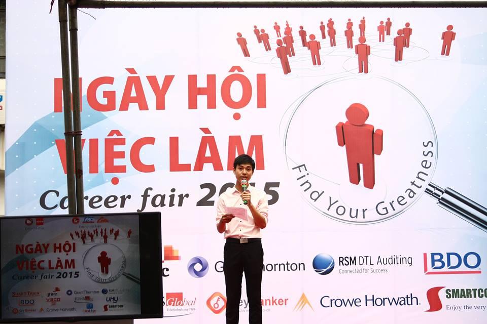 Hà Nội: Hàng nghìn cơ hội việc làm cho ứng viên ngành kinh tế